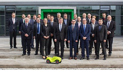 """Indústria Automotiva: Consultores de primeira classe – Presença mundial"""